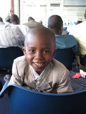 Jomo Kenyatta Ariport Kenya September 2008