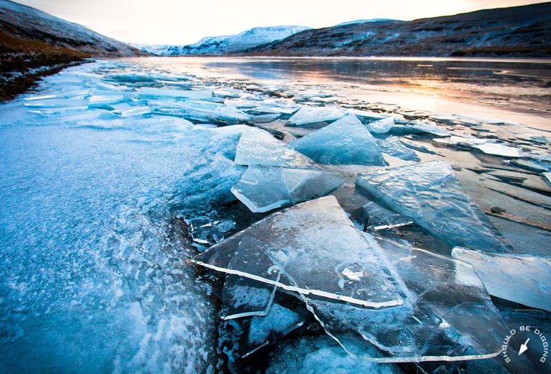 Lake Haukadalsvatn