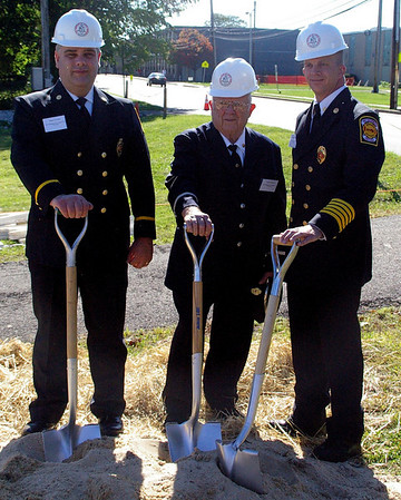 Firehouse Ground Breaking