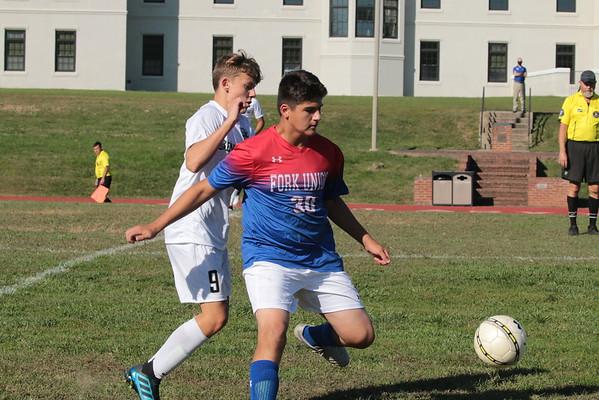 Prep Soccer vs. Benedictine College Prep - Oct. 8