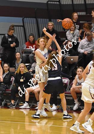 2019-12-18 Assumption vs SHA Freshman Girls Basketball