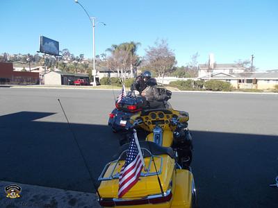 January AARP Ride