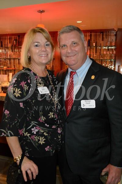 Alison and Michael Davitt
