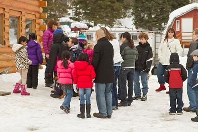 Denali Elementary Field Trip