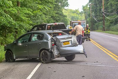 7-17-20 MVA With Injuries, Route 9, Photos By Bob Rimm