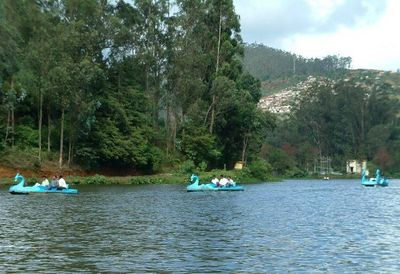 Ooty & Coonoor Hill Stations