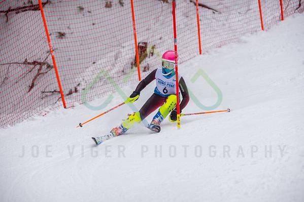 2018 King Pine u12 u14 Slalom NHARA Division Qualifier Slalom