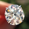 2.67ct Antique Cushion Cut Diamond, GIA L VS1 3