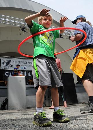 2014 Boulder Creek Festival on Saturday