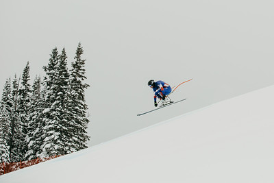 2018 U.S. Ski Team training at Copper Mountain