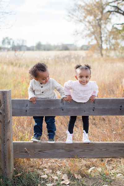 Mbawuike Family and Twins turn 2