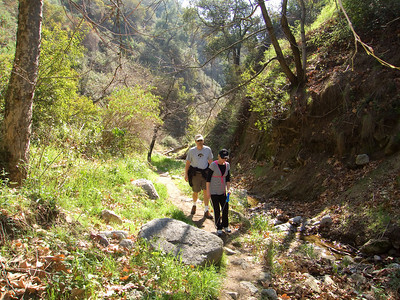 Baily Canyon - 2008