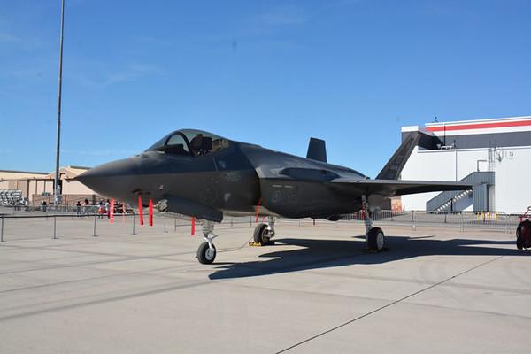 Nellis AFB  Air Show 2014