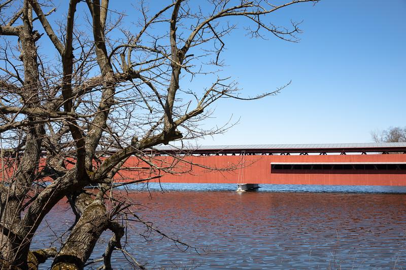 Langley Covered Bridge