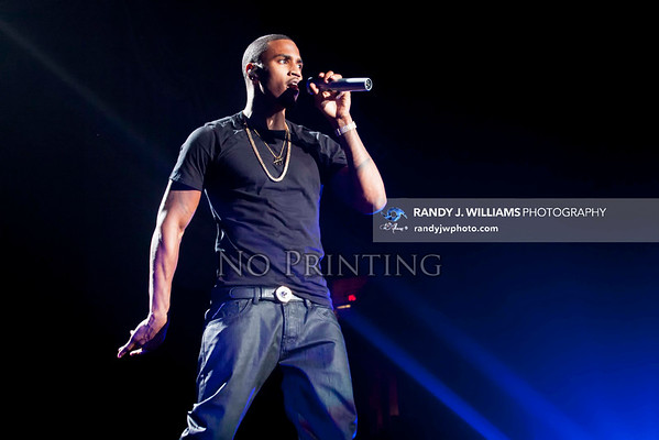 Trey Songz: Chapter V Tour