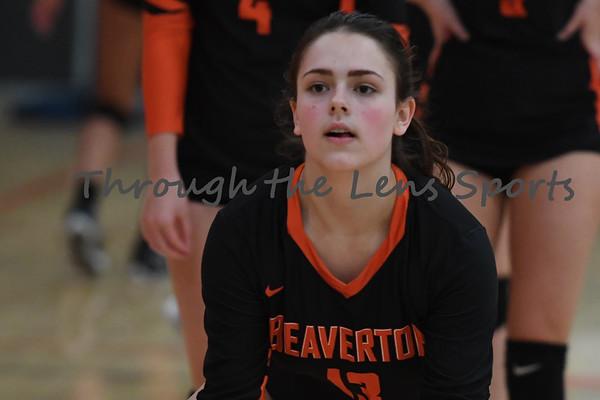 Beaverton vs. Southridge High School Volleyball