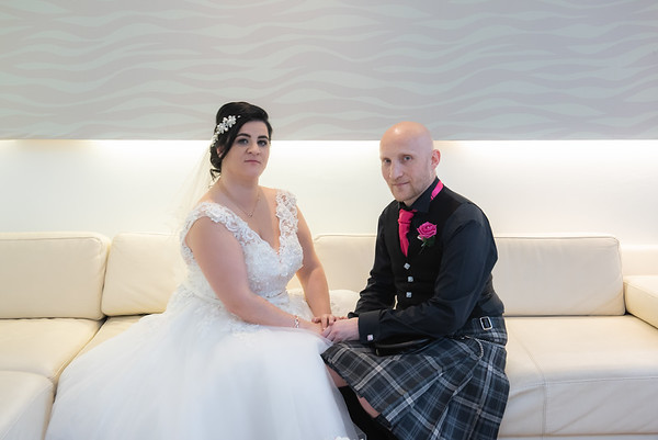 Joanne and Wes - Apex City Quay - Dundee