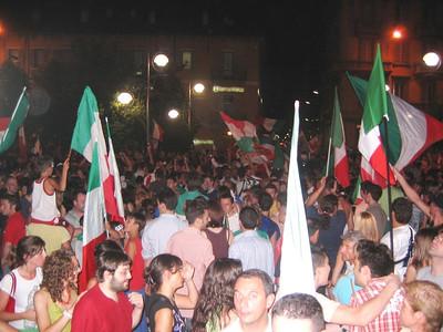 Celebracion Mundialera - julio2006