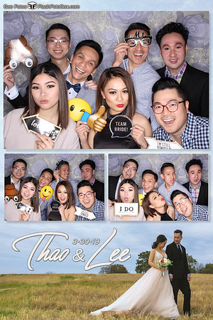 Thao & Lee Wedding - March 30, 2019