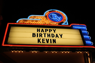 Kevin J Harris 30th Birthday
