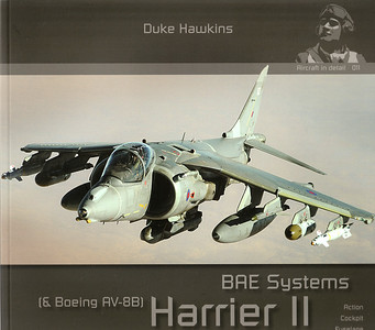 Aircraft in Detail 011 - Harrier II