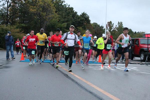 Razorback Run 15K