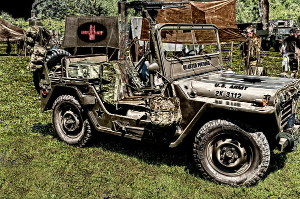 Armed Forces Day 2010 - Oregon Military Museum