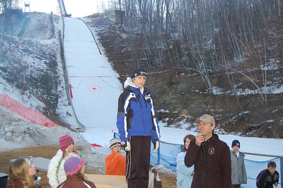 Silvermine:  Eau Claire, WI  - - January 31, 2009