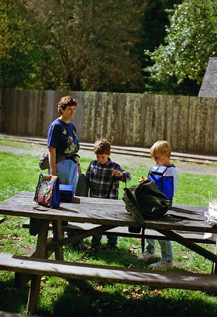 Bonny Doon School, early years (1994-2000)