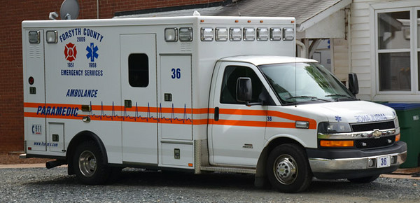 Forsyth County Emergency Services