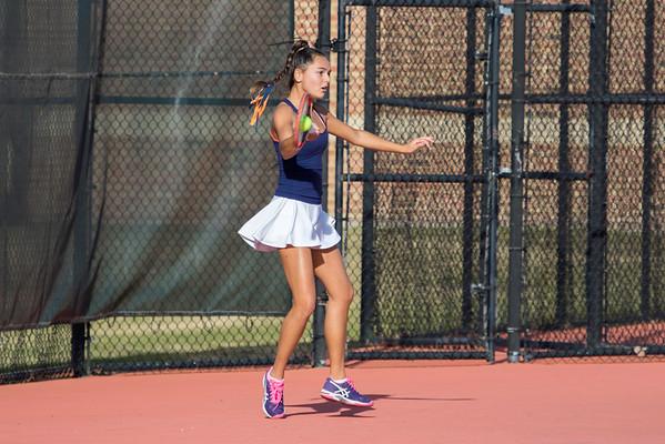 Girls Tennis 2016
