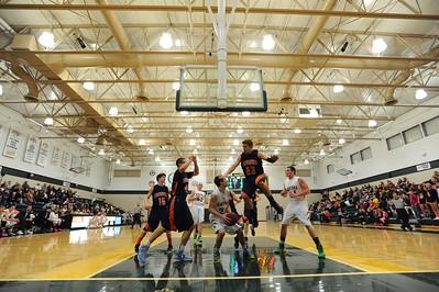 Boys Basketball - Colfax Mingo 2015
