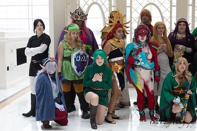Legend of Zelda 2019
