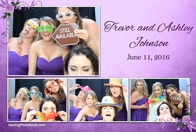 Trevor & Ashley's Wedding