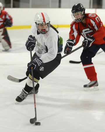 Central Catholic vs Haverhill Girls Hockey