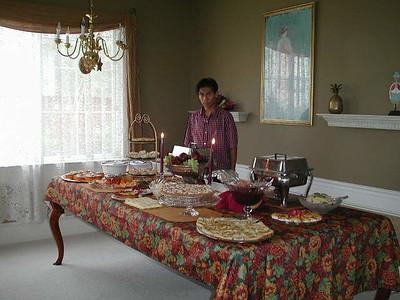 Thanksgiving 2001