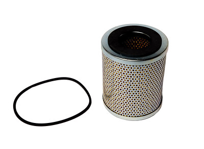 JOHN DEERE HYDRAULIC OIL FILTER WITHOUT HI-LOW AR75603