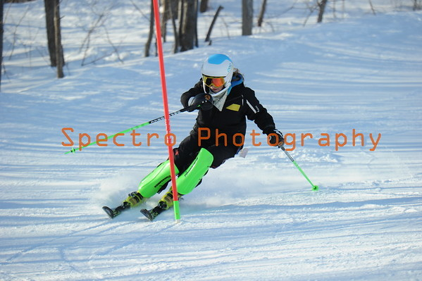 OFSSA Alpine 2015 Level II Women's Slalom