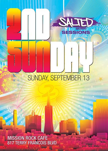 2nd Sunday @ Kelly Mission Rock 9.13.09