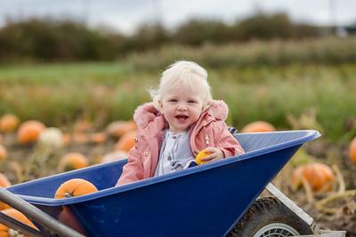 Willow @ The Pumpkin Patch 20