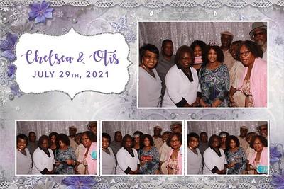 Chelsea & Otis Wedding pics