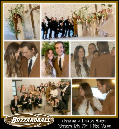 BUZZARDBALL | Weddings