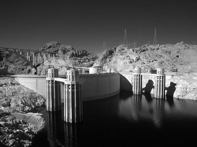 Hoover Dam 2014 IR