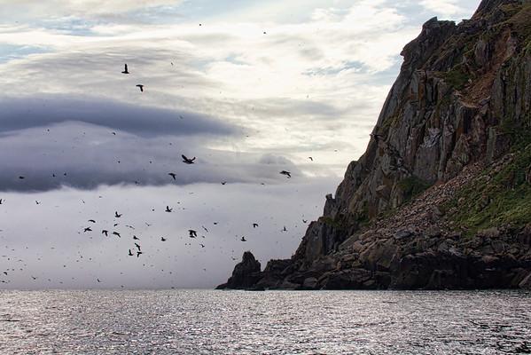 Big Diomede Island Russia