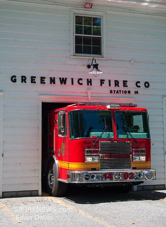 Greenwich Fire Co. (Cumberland County NJ, Engine 14-02