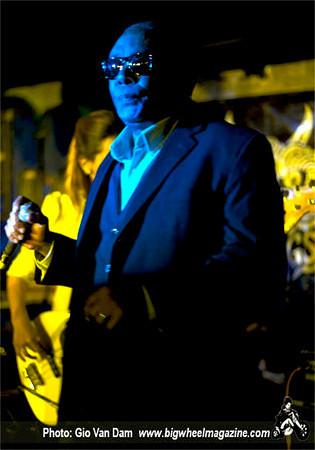 "Stranger Cole - Eric ""Monty"" Morris - The Delirians  - Queen P - Fudogs - and Dj Mila - at Los Globos - Silver Lake, CA - October 12, 2012"