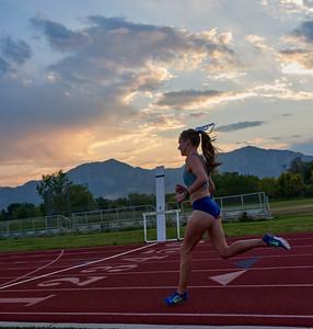 5k section 3 (fastest women)