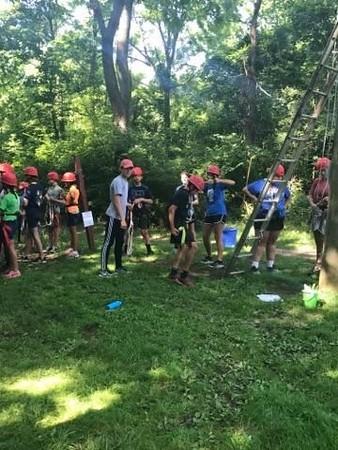 Adventure Camp Fun