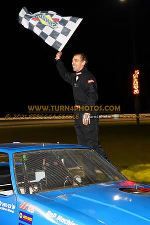 09/11/21 Feature Winners @ Evans Mills Raceway Park