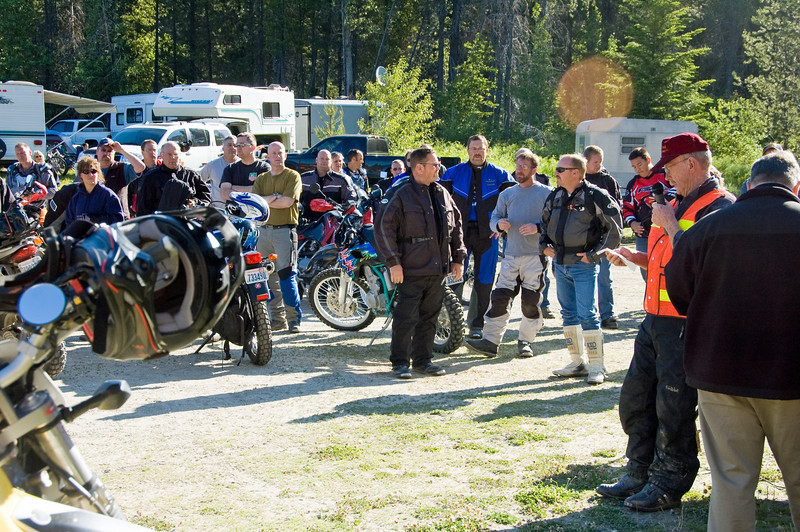 Rider Meeting